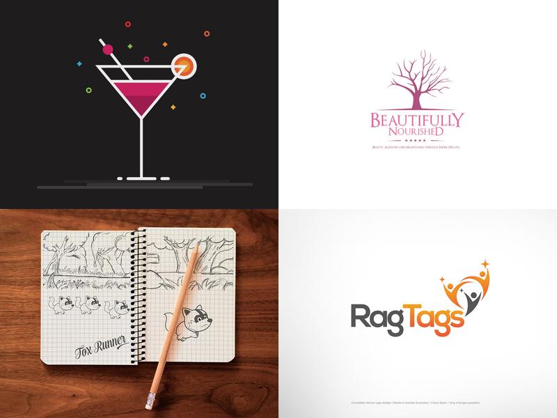 2018 illustration gaming minimal character branding vector minimalist mascot icon flat design logo