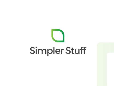 Simpler Stuff Brand Logo Design
