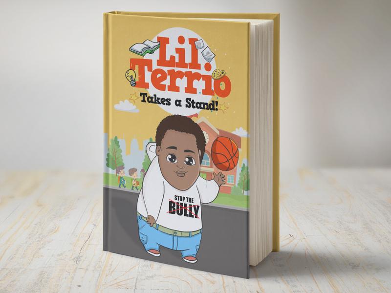 Children Book Cover Illustration vector illustration mascot character branding design