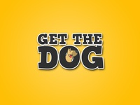 Get the dog game logo design