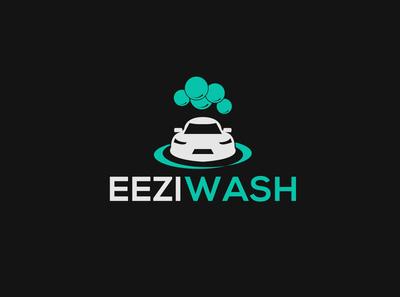 Logo branding for Car wash app
