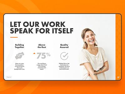 Think 8 ui uidesign webdesign website web graphic design adobe photoshop design think xd adobexd adobe goals brand keynote powerpoint presentation