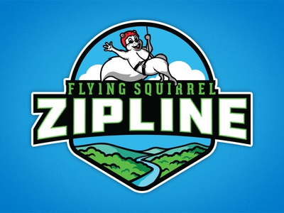 Flying Squirrel Zipline