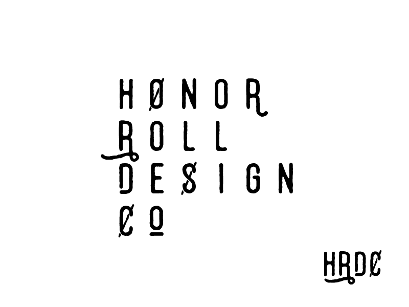 Honor roll dribbble 02