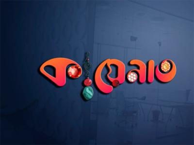 """Logo design for """" KAYENAT """" branding vector illustration vector art logo design illustration"""