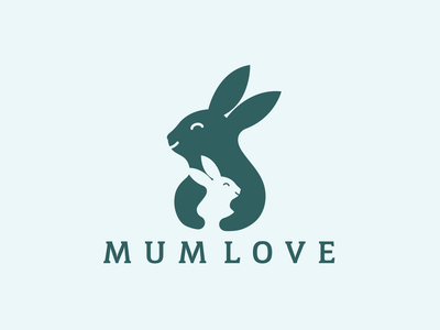 MumLove vector best logo design typography logo icon flat design minimlist design logo creative graphic