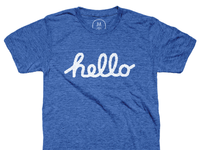 Hello Shirts Are Going to PRINT!