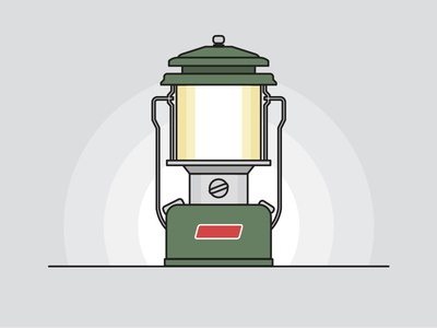 Lantern light coleman outdoors lantern camping