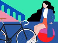 Raggio - stile di vita a pedali