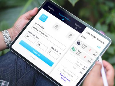 Credit Card Checkout Page dailyui dailyui02 figma ux design iamneo.ai branding uiux