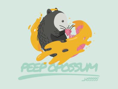 Peep Opossum