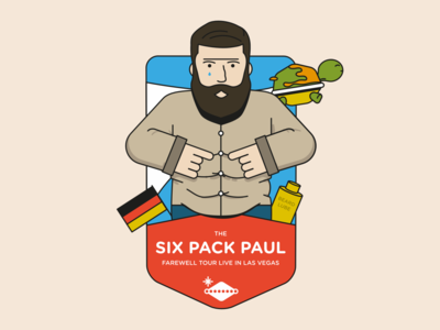 Six Pack Paul - A farewell