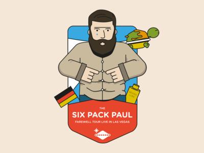 Six Pack Paul - A farewell