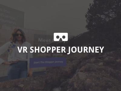 VR Shopper Journey