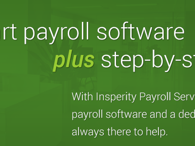 Payroll Landing Page landing page payroll