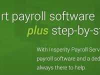 Payroll Landing Page