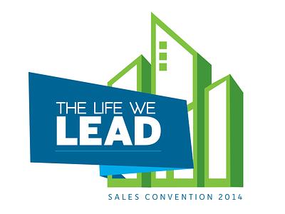 Sales Convention Logo Idea logo buildings