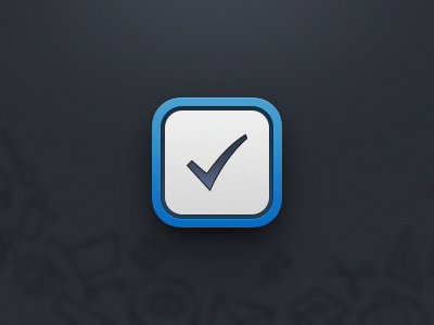 Things Icon (iOS 7 Style) things icon app iphone ios 7