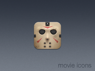 Jason movie icon iphone ios