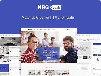 NRG Deals - Your Marketplace Online