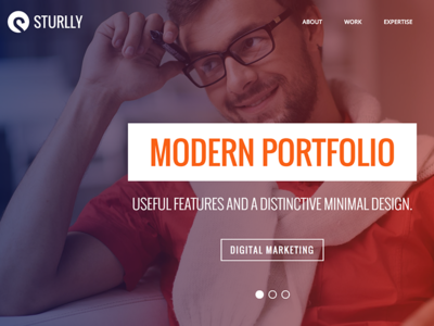 Sturlly - Responsive Multi-Purpose Theme