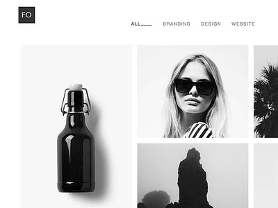 MiFolio - Creative Multi-Purpose Portfolio WordPress Theme web design portfolio photography photographer photo modern minimal gallery freelancer ecommerce