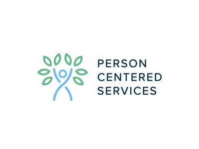 Person Centered Services Logo