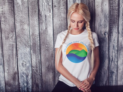 T- shirt design vector type minimal logo illustrator illustration flat graphic design design branding art