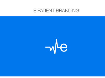 e patient branding doctor branding identity medical