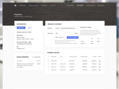 Marketing Tool: Payment Center
