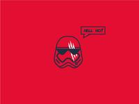 Star Wars - FN 2187
