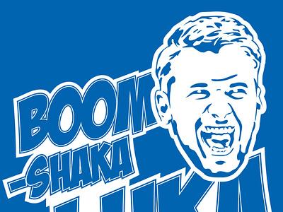 Boom Shaka Luka dallas mavericks