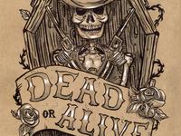 Dead Or Alive Illustration