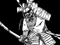 Samurai - Inktober31
