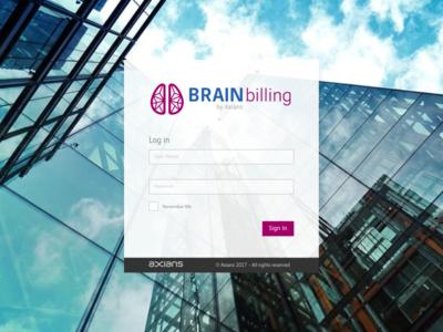 Brain Billing Log In