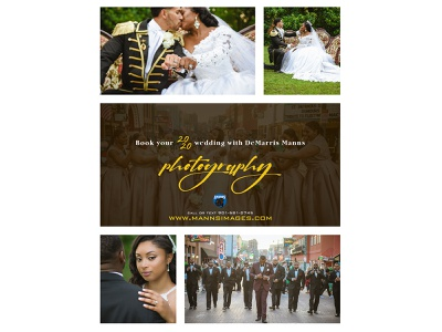 Wedding Photography Flyer corporate strategy clean graphic design design branding art flyer