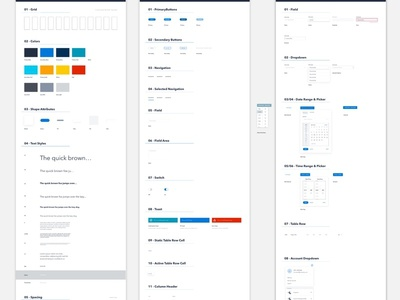 Building a Design System