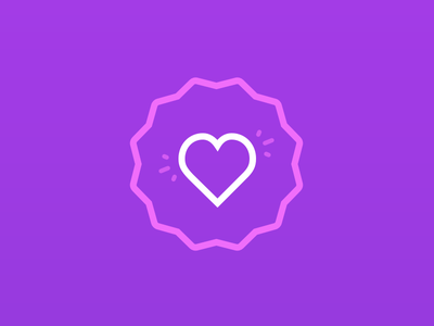 excited heart love health heart icon