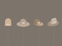 Add To Your Hat Collection