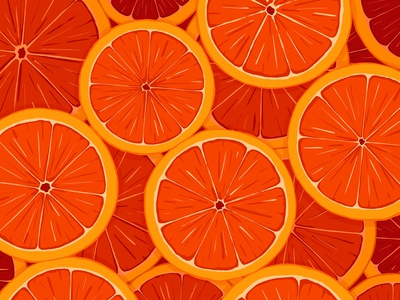 Oranges sketch digitalart oranges digital summer design artwork illustrator illustration art