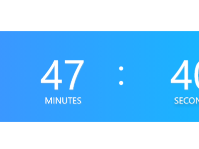Day-14-CountdownTimer-DailyUI app website design illustration ui