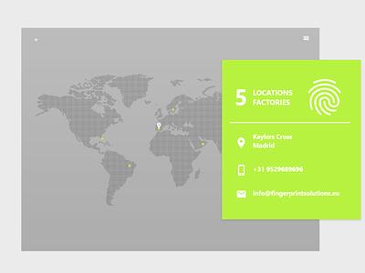 Day-29-Map illustrator graphic design minimal web ux website design app illustration ui