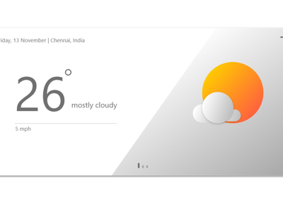Day-37-WeatherReport illustrator graphic design minimal web ux website design app illustration ui