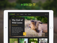 TV App Wild Life