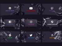 Twitch Info Panel Streamer