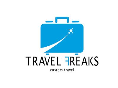 Travel Freaks Logo