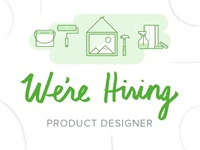 We're hiring Sr. Product Designers and Product Designers!