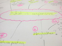 What is responsive?