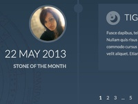Stone Of The Month