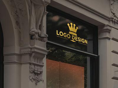 STORE FRONT MOCKUP 2020 trends dribbble logo design mockup psd logodesign dribbble best shot branding best design store